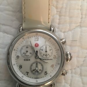 Michelle watch with 4 straps